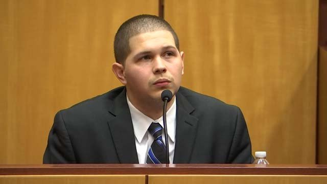 Tony Moreno during his trial. Moreno will be sentenced on murder charges  Wednesday.