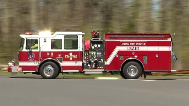 UConn Health has announced it will no longer operate it's own fire department. (WFSB)