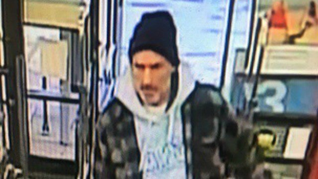 Hamden police are looking for a man who stole items from a Walgreen's. (Hamden PD)