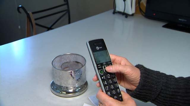 A retired police lieutenant has become the center of a phone scam (WFSB)
