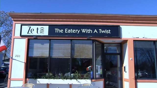 Zest 280 recently reopened its doors this month to provide a second chance to those re-entering the workforce. (WFSB)