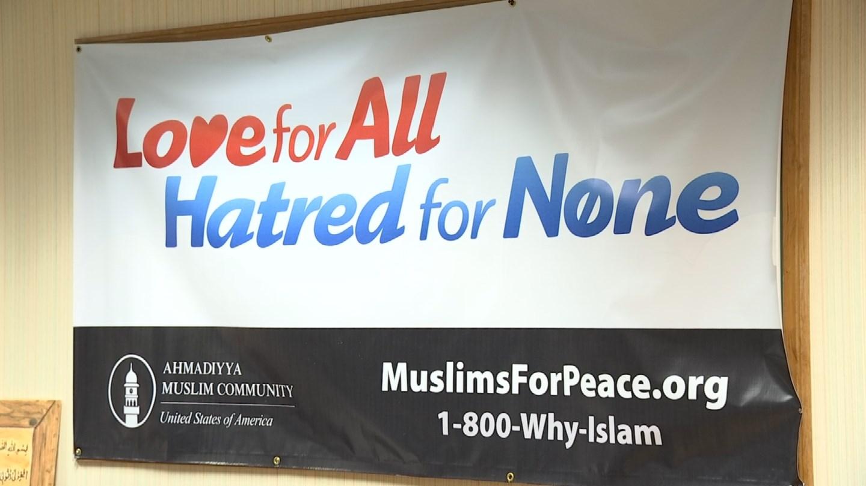 Members of the Muslim community met with lawmakers ahead of their prayer week (WFSB)