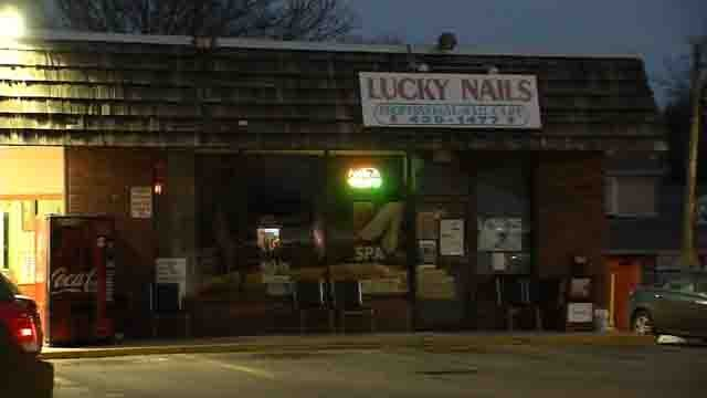 Lucky Nails (WFSB)