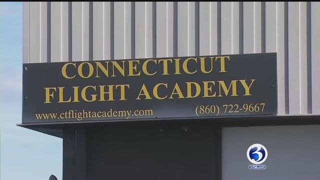 Today's crash marks another tragedy for Connecticut Flight Academy (WFSB)