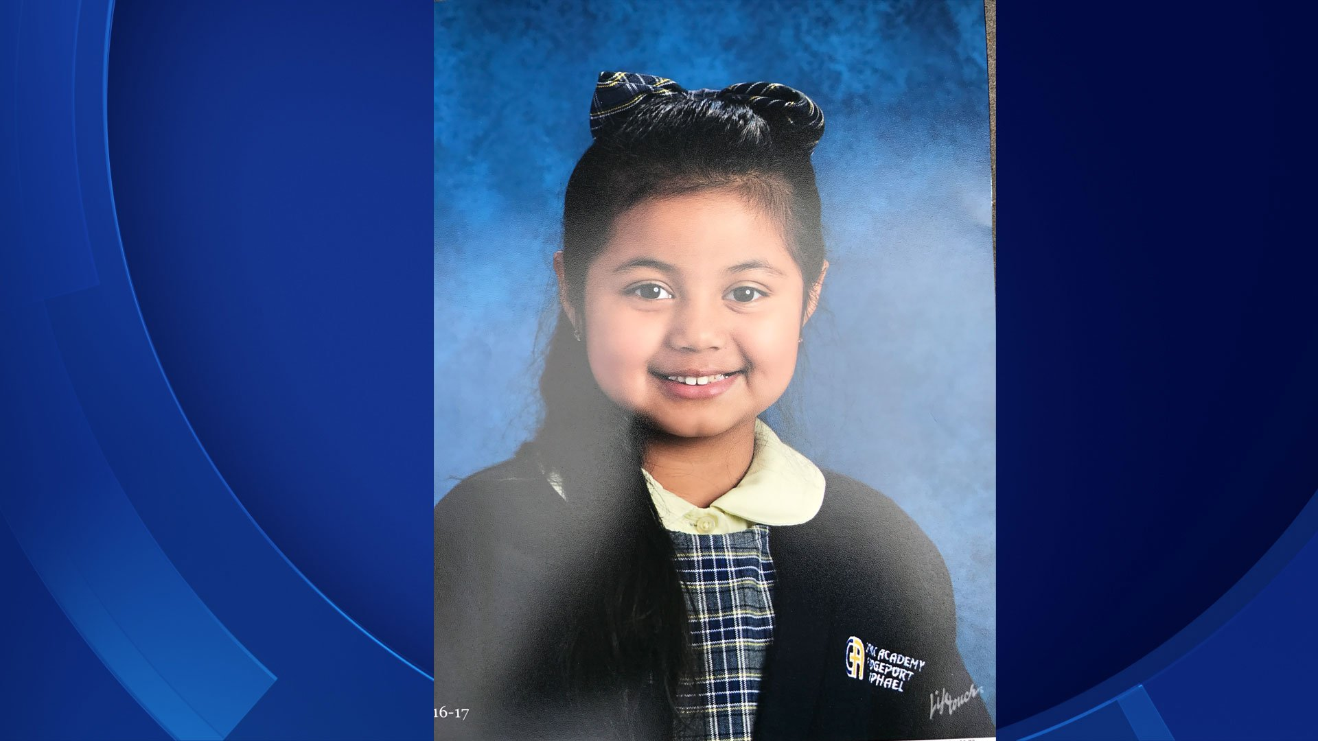 Aylyn Sofia Hernandez was reported missing following a double stabbing and a murder. (Bridgeport police photo)