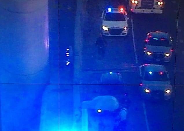 Trooper Rescues Man from Q-Bridge