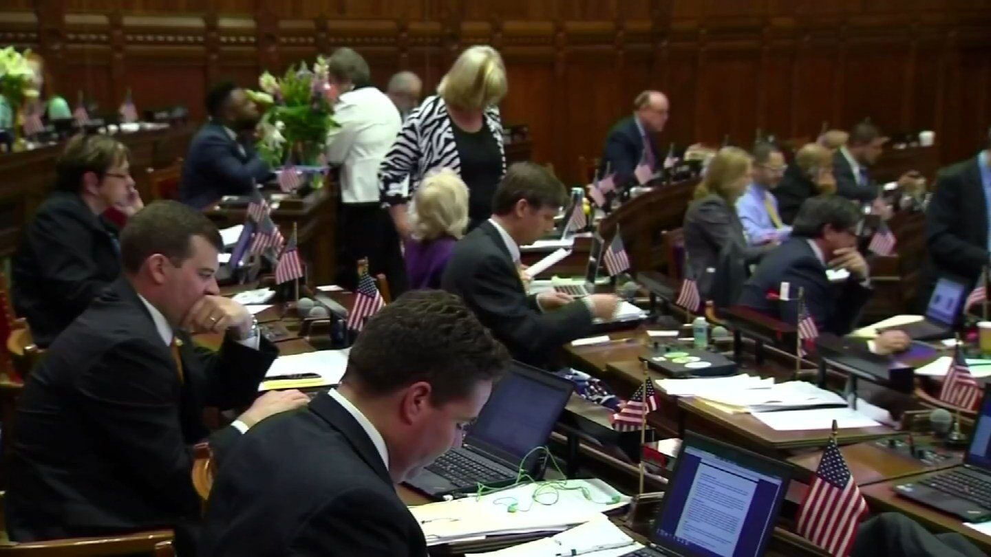 Two Senate and one House seats are up for grabs during Tuesday's special elections. (WFSB file photo)