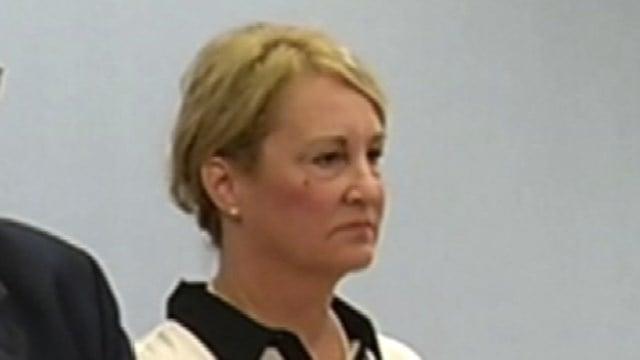 Elizabeth Everett was sentenced to 20 months in prison after the death of a RHAM teacher. (WFSB file photo)