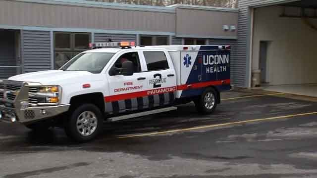 UConn Health officials will discuss the closure of the facility's fire department on Tuesday evening (WFSB)