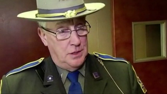 Former state police spokesman Lt. J. Paul Vance announced his retirement on Wednesday. (WFSB file photo)