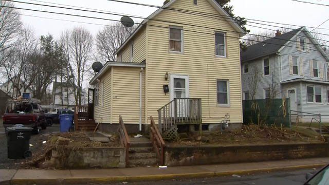 Victims of a home invasion in Meriden Tuesday night were held at gunpoint (WFSB)