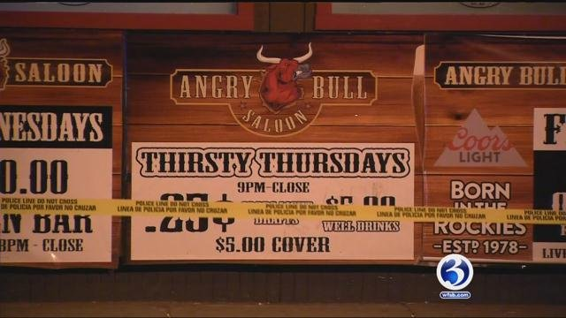 The Angry Bull Saloon has permanently closed its doors following the death of a college student. (WFSB photo)