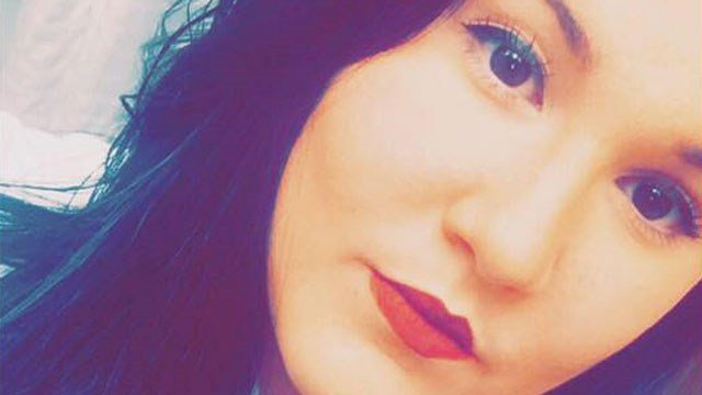 Authorities said Taylor Lavoie, 18, died after she fell from the roof of the Angry Bull Saloon. (Facebook)