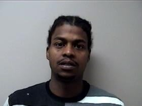 Davon Gaines, arrested on narcotics charges.