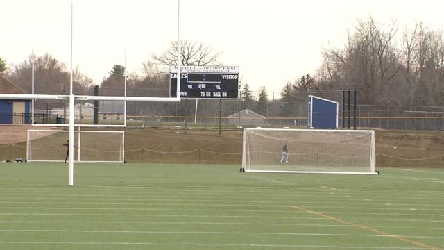 Wethersfield parents say it is time for turf replacement at the high school (WFSB)