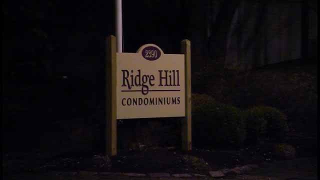 The child fell from a window at the Ridge Hill Condo Complex (WFSB)