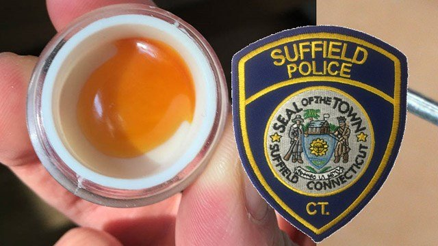 (Suffield police photo)