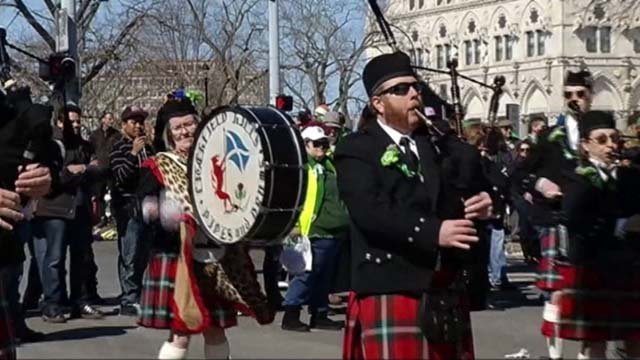 Hundreds are expected for the Hartford and New Haven parades this weekend (WFSB)
