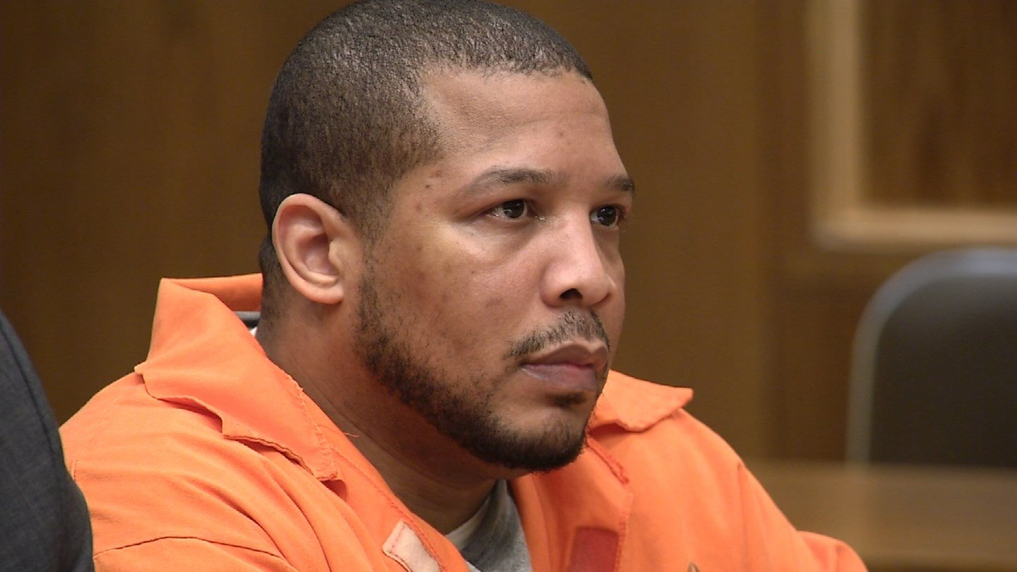Lamont Edwards was sentenced to what amounts to a 85-year sentence. (WFSB)