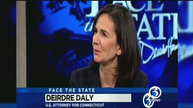 Connecticut's U.S. Attorney General Deirdre Daly resigns effective immediately after Sessions announcement. (WFSB)