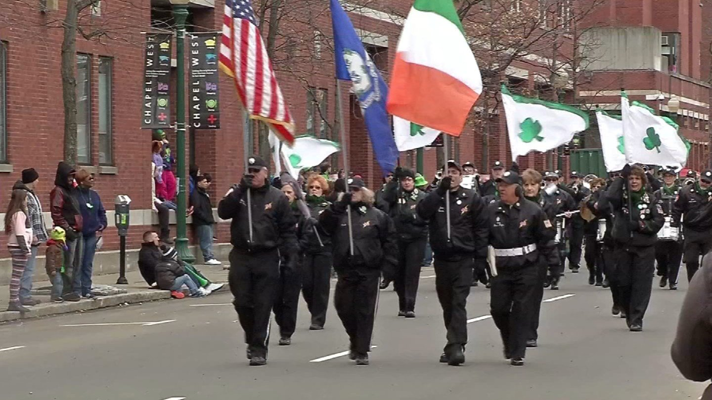 New Haven parade being held on Sunday (WFSB)