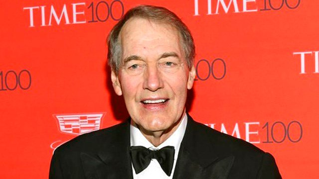 Quinnipiac University takes away award given to Charlie Rose. (AP file photo)