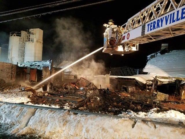Courtesy Terryville Volunteer Fire Department