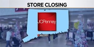 One Connecticut J.C. Penney store will close its doors soon. (WFSB)