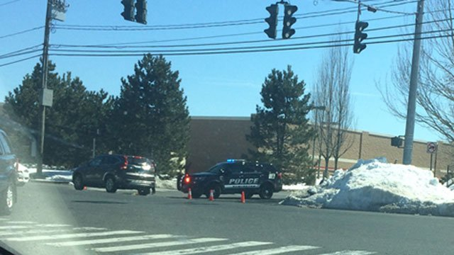 """A Target in Newington was evacuated on Thursday afternoon due to what police called an """"active incident."""" (SUBMITTED)"""