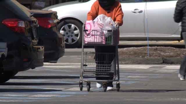 A proposed bill would charge shoppers who use plastic bags (WFSB)