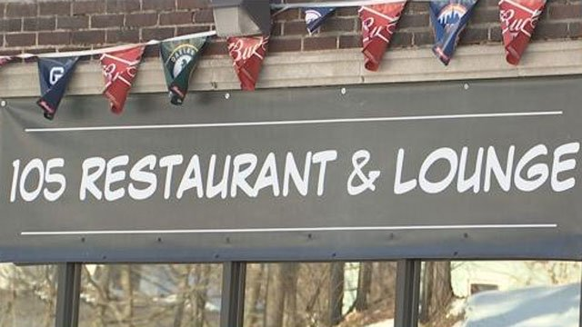 Theowner of 105 Restaurant and Lounge in Meriden canceled its liquor license after a serious shooting on Friday. (WFSB)