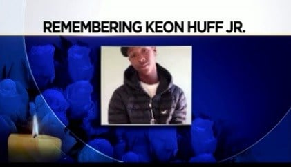 Keon Huff Jr., the 15-year-old who was shot and killed earlier this month.  (WFSB)