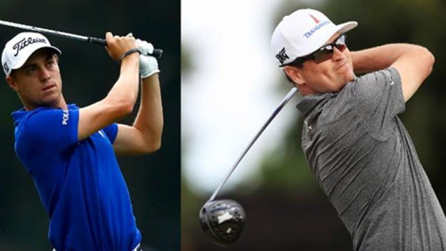 Justin Thomas and Zach Johnson will play at the Travelers Championship this year. (TRAVELERS CHAMPIONSHIP)