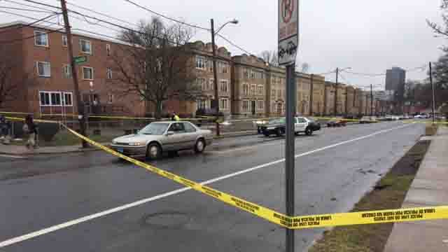 Police are investigating a stabbing that happened Monday afternoon (WFSB)