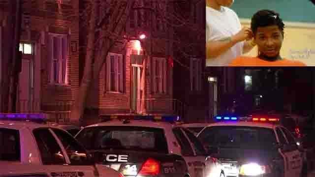 Keon Huff Jr. was shot and killed at an apartment in Hartford on March 17. (WFSB file photo)
