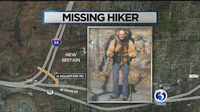 Police continue to search for 64-year-old ArthurWilliams. (WFSB)