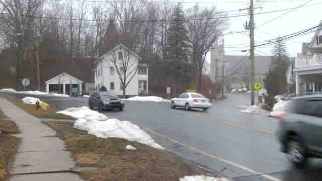 People who live near the intersection said Route 69 sometimes feels a lot more like a highway. (WFSB)