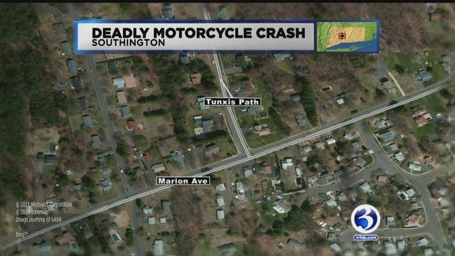 The Southington Police Department is investigating a deadly crash. (WFSB file photo)