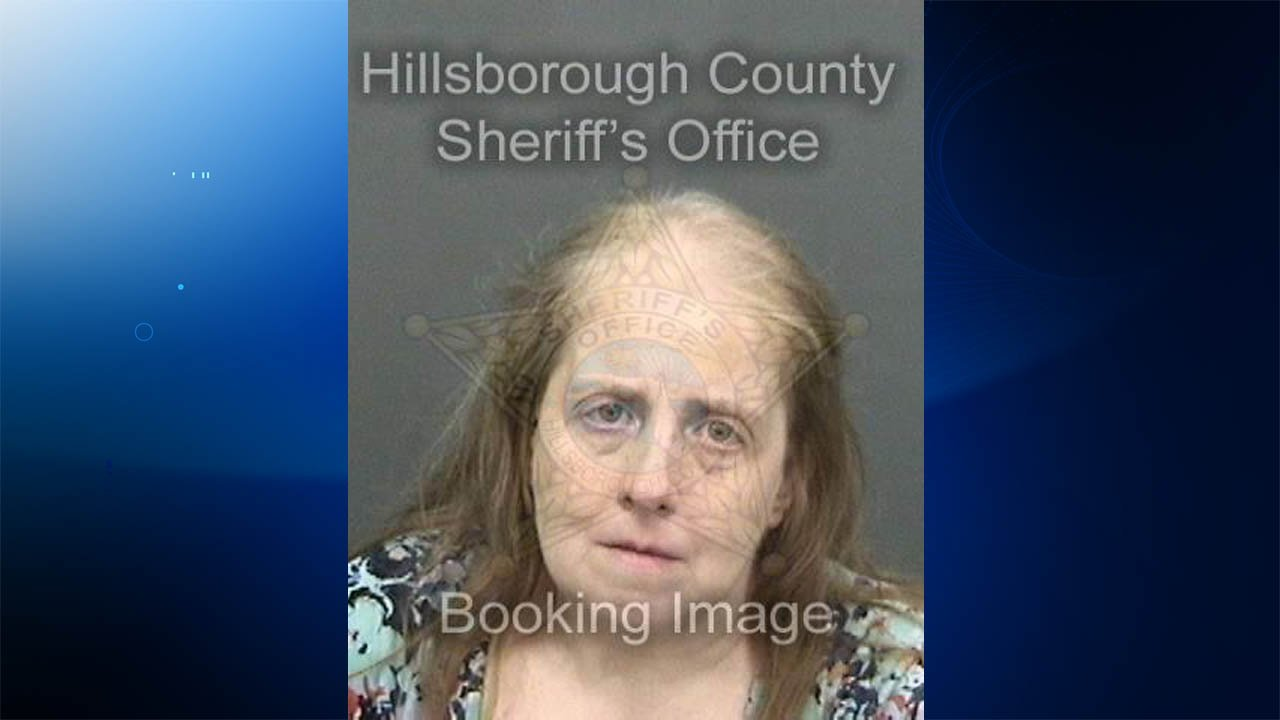 Lucy Richards. (Hillsborough County Sheriff's Office photo)