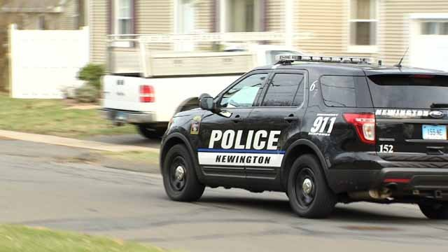 Newington police have stepped up patrols following the car thefts (WFSB)