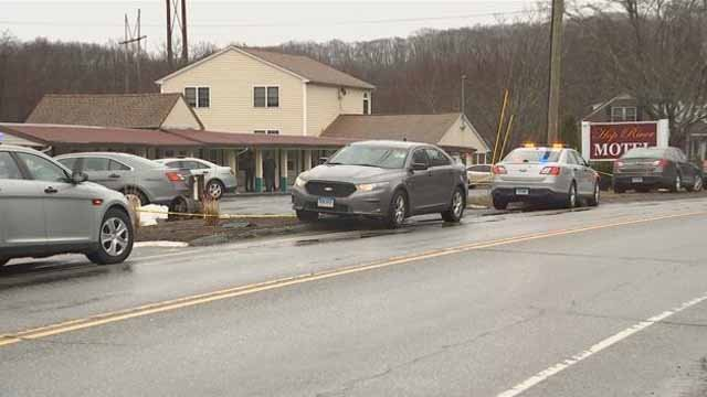 A state trooper was involved in a shooting on Tuesday afternoon (WFSB)