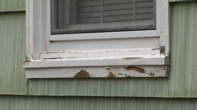 A woman said her construction work was never completed (WFSB)