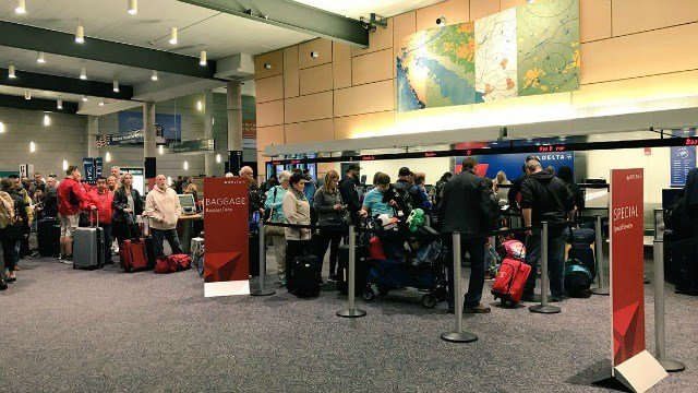 A busy travel week is expected at Bradley International Airport (WFSB).
