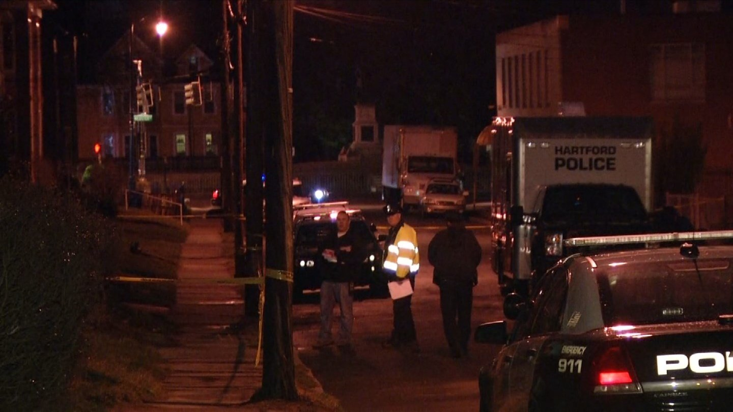 Hartford Police are investigating an incident on King Street (WFSB).