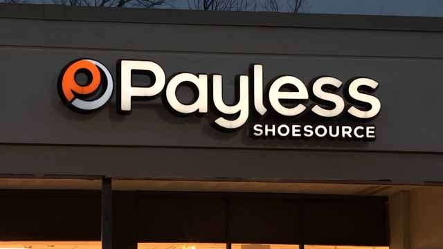 Five Payless stores in CT are slated to close (WFSB)