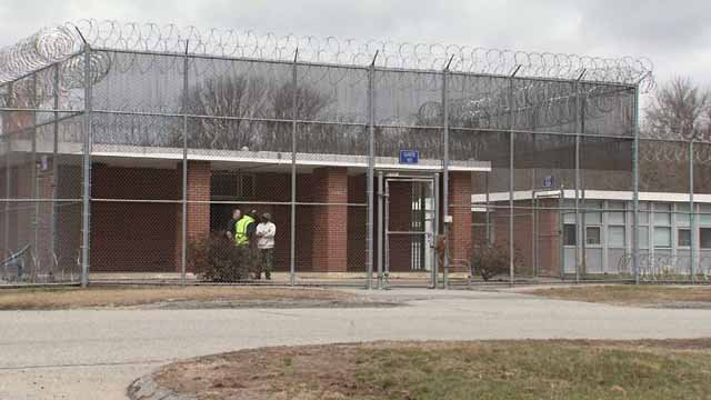 The state is closing a portion of the Corrigan-Radgowski prison in Montville. (WFSB)