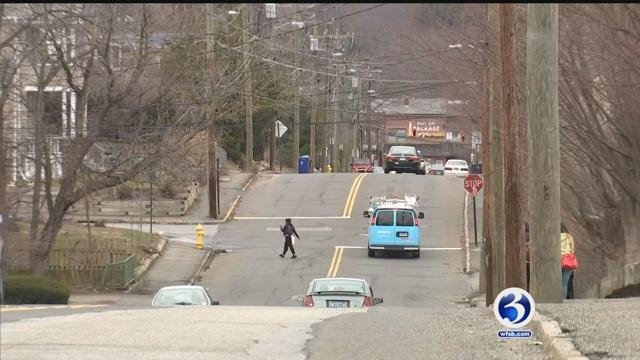 Police are looking for a home invasion suspect who was found in a Torrington home (WFSB)