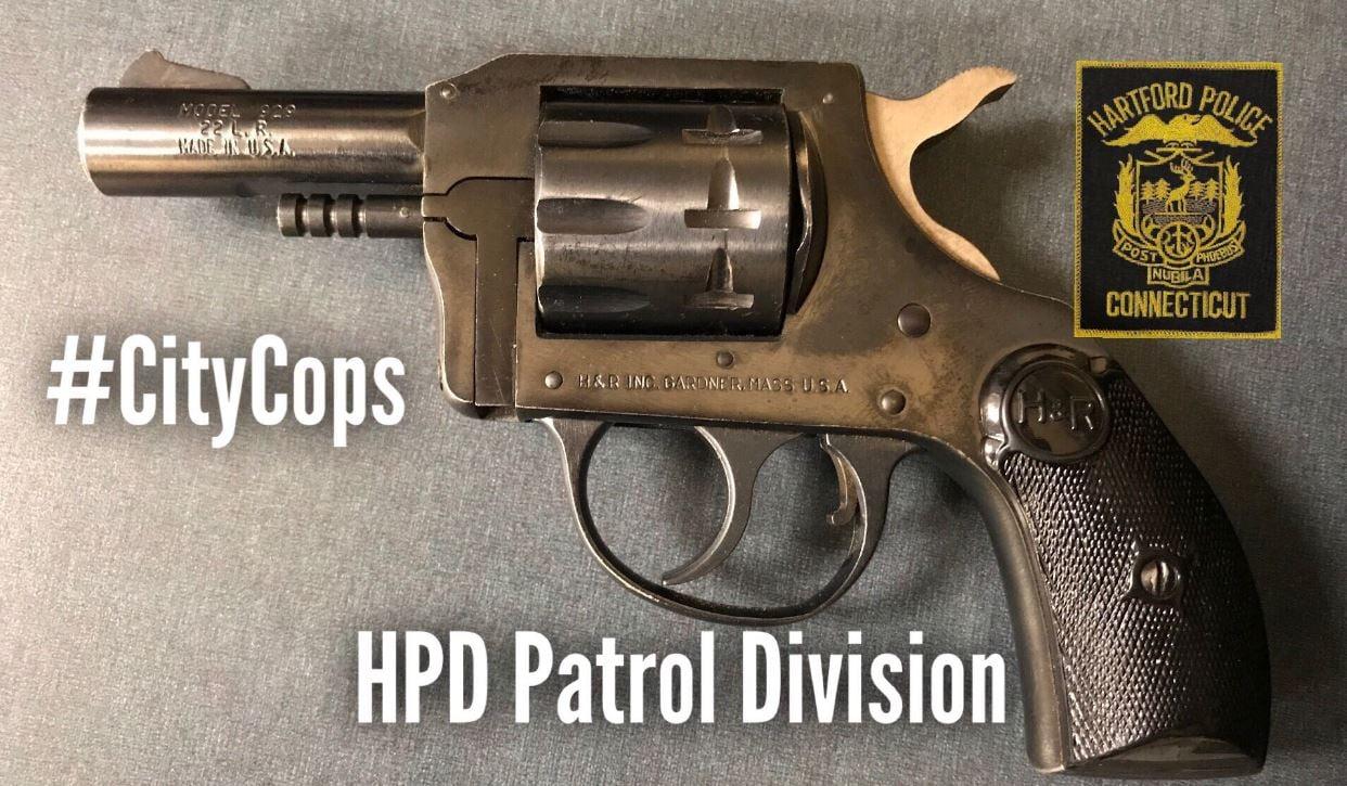(Hartford Police Department)