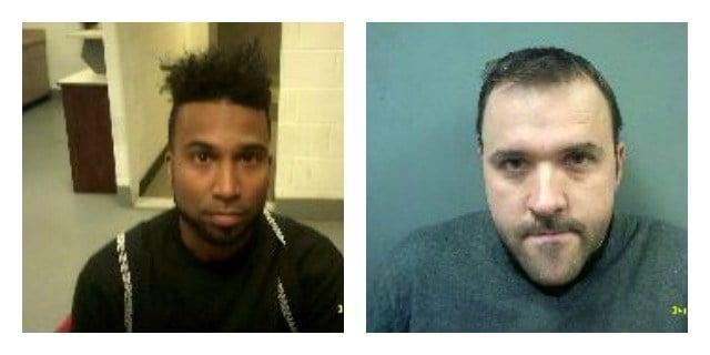 Milford resident, Evron Trim and Norwalk resident, Jakub Ruminski (CT State Police)