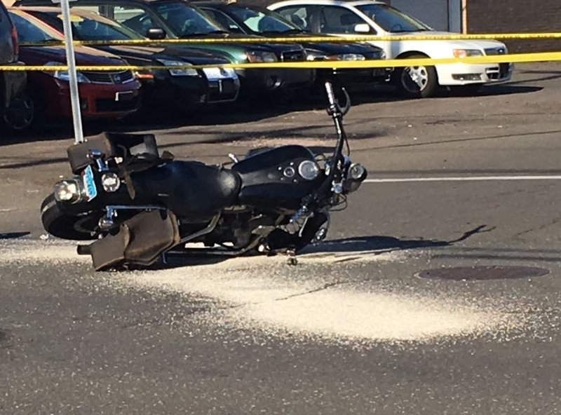 Motorcyclist In Deadly West Haven Crash Identified
